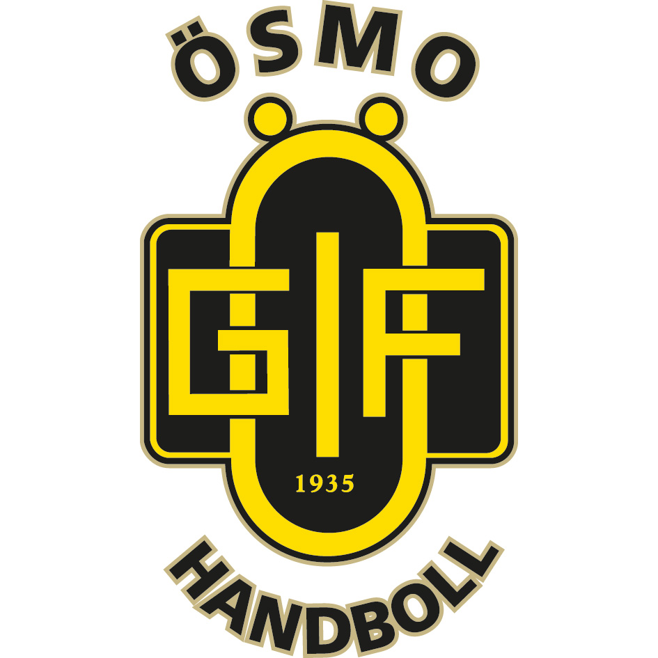 Ösmo GIF Handboll Logotyp