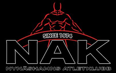 Nynäshamns Atletklubb Logotyp