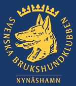 Nynäshamns Brukshundklubb Logotyp