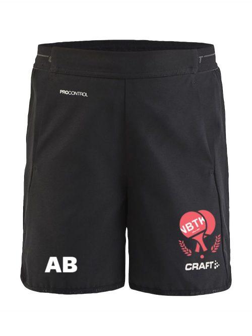 Pro Control Impact Shorts Junior