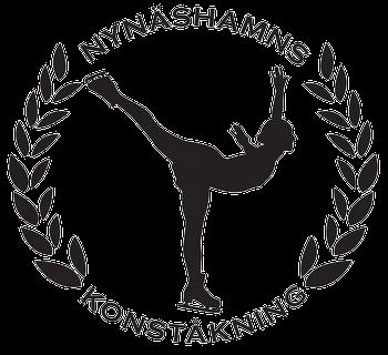 Nynäshamns IF Konståkning Logotyp