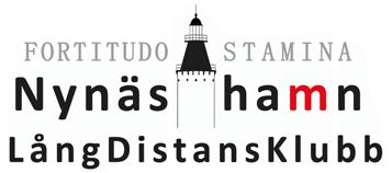Nynäshamn Långdistansklubb Logotyp