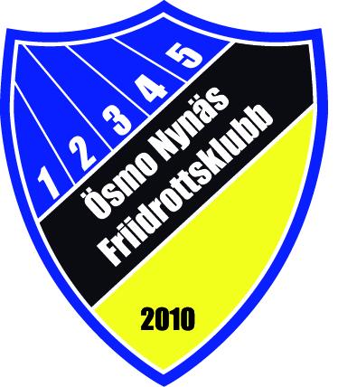 Ösmo Nynäs Friidrottsklubb Logotyp